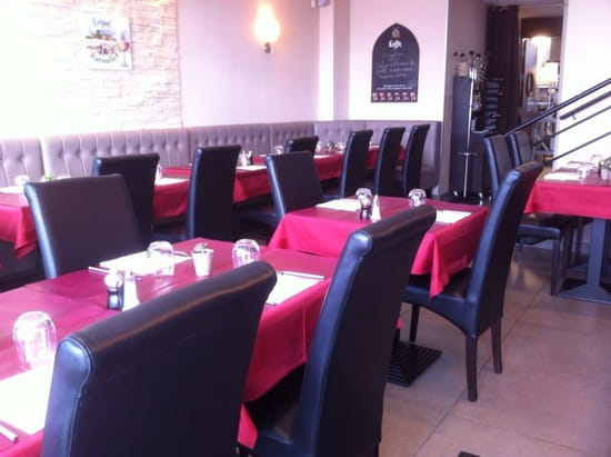 Restaurant : Le grill du moulin  - New style... -