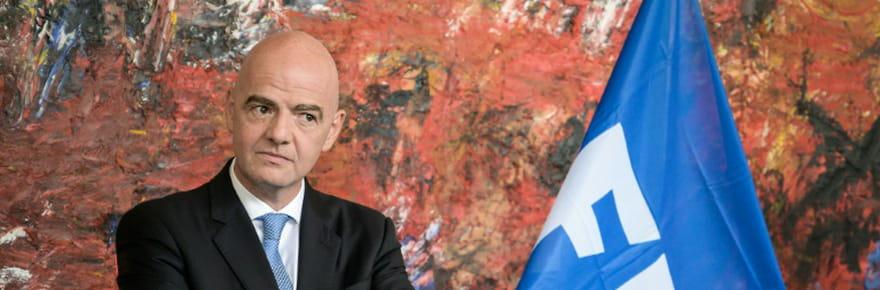 Fifa: les relations troubles d'Infantino mettent à mal la justice suisse