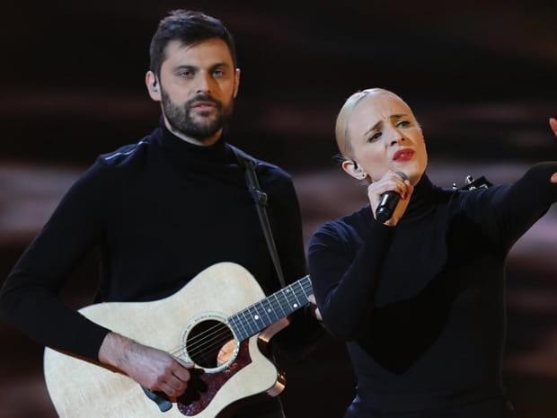 Qui est Madame Monsieur, le duo de l'Eurovision?