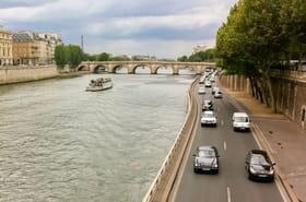 Voies sur berge à Paris: de nouvelles fermetures, quels itinéraires bis?