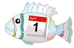 Poisson d'avril: les meilleurs canulars de ce 1er avril 2018