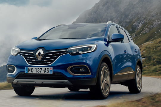 Nouveau Renault Kadjar: quelles nouveautés? Les photos