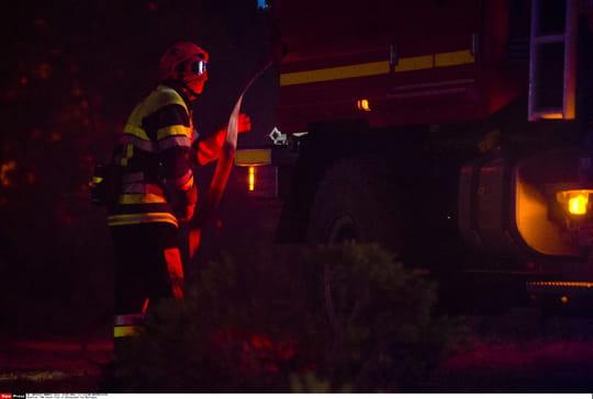 Incendie à Chabeuil (Drôme): une scierie en feu, la piste criminelle privilégiée