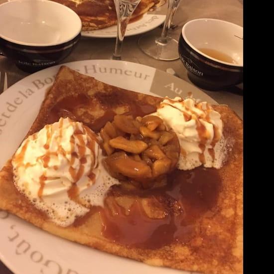 Dessert : Crêperie des Oursons