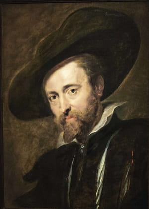Pierre Paul Rubens - Autoportrait