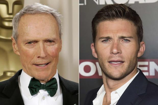 Scott Eastwood est le fils de Clint Eastwood