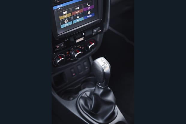 Disponible que sur la motorisation diesel 110chevaux