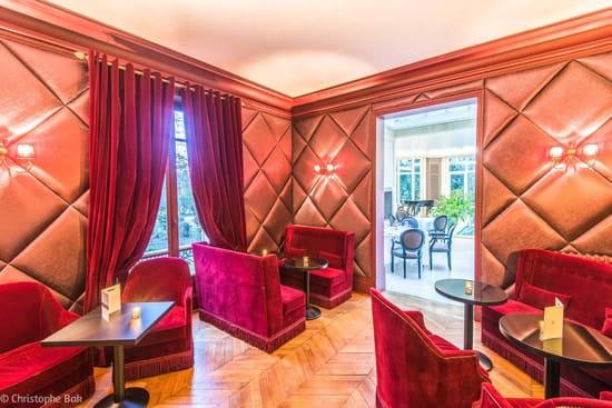 Les Jardins d'Epicure Hôtel/Restaurant Gastronomique  - Le Bar -   © Christophe Bak