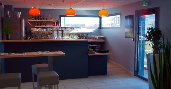 Restaurant le Floral  - Le bar -