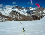 Sur les Alpes perchées
