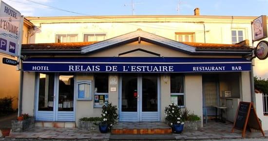Relais de l'Estuaire  - L'entrée du restaurant -