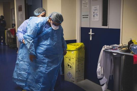 DIRECT. Coronavirus en France: 4240nouveaux cas, un virage cette semaine?