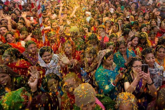 Holi: dates 2020, programme, origines et photos du festival en Inde