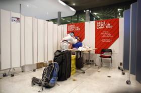 Aéroport de Roissy: des tests antigéniques pour les passagers, comment ça marche?