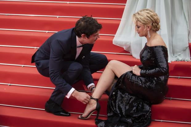 Stars, glamour et accidents de robes... Les photos du Festival de Cannes 2019
