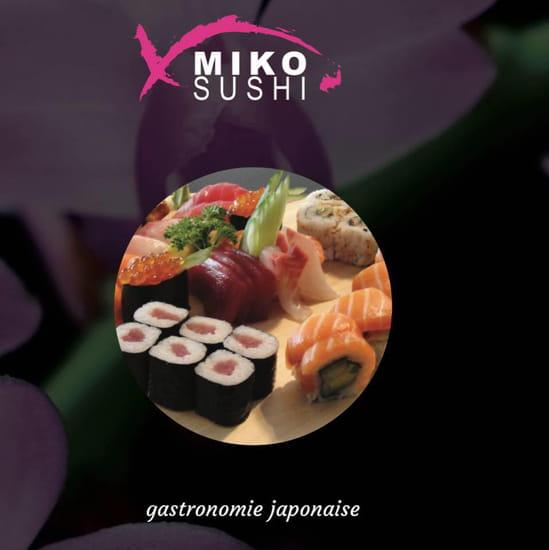 Restaurant : Miko Sushi   © Miko Sushi Couverture Publique Facebook