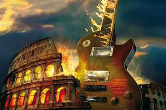 Pop'Pea met le feu au Châtelet