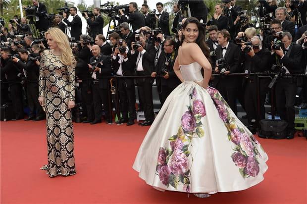 Aimee Mullins et Sonam Kapoor, jeunesetjolies