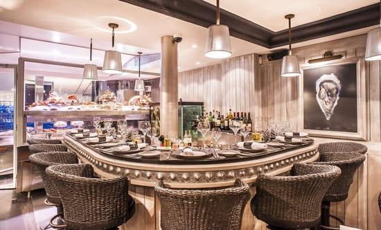 Le Bar à huitres Ternes