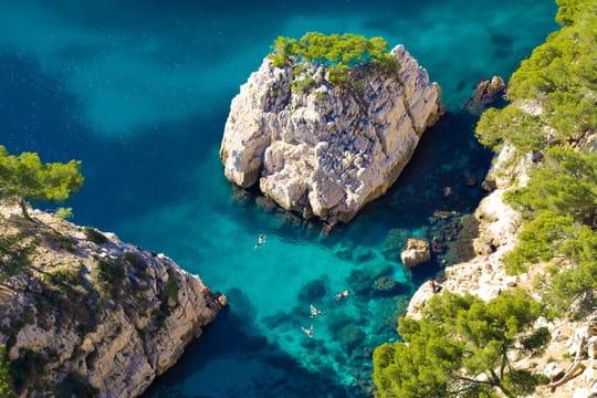 Marseille, Cassis, La Ciotat : cabotage dans les calanques