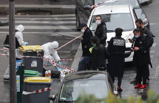 Attaque au couteau à Paris: le profil du suspect, Hassan Mahmoud, se précise