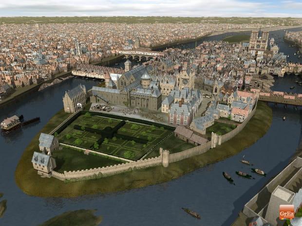 Des images de Paris au Moyen Âge