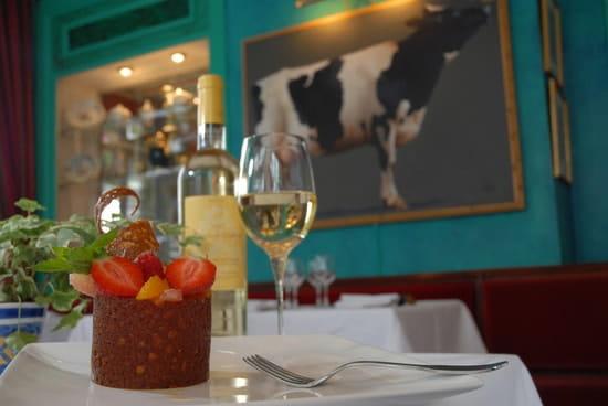 Le Saint Christophe  - Restaurant -   © Saint Christophe