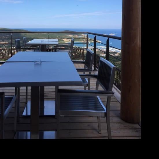 Restaurant : Le Tomino  - La terrasse  -