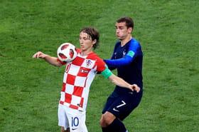 Ballon d'or: le match Modric - Griezmann continue, Mbappé en embuscade