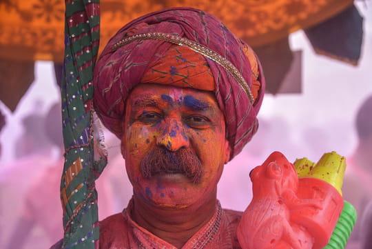 Holi: dates 2019, programme, poudres, plus belles photos... Les infos