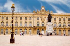 Monument préféré des Français2021: la place Stanislas de Nancy en images