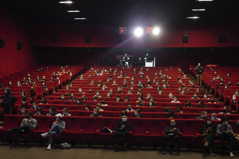Cinémas ouverts: masque, pass sanitaire... Tout sur la réouverture des salles