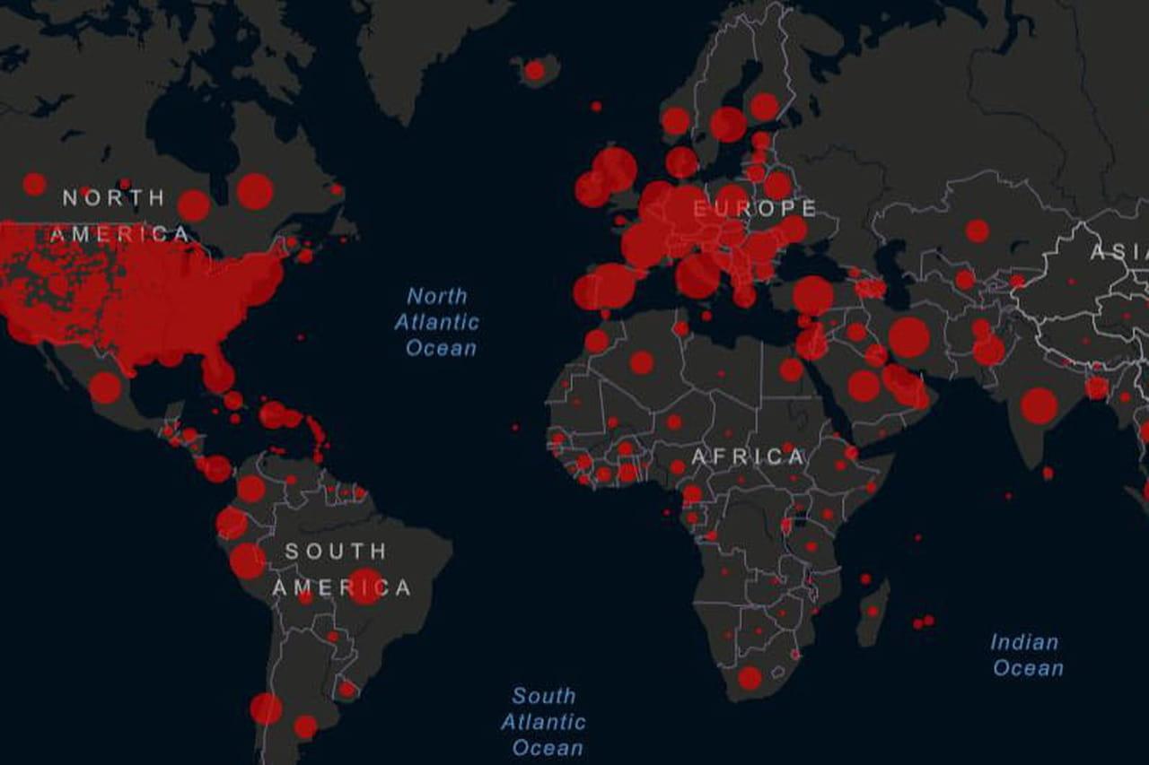 Coronavirus dans le monde: Italie, Espagne, USA... Carte du Covid-19et point par pays