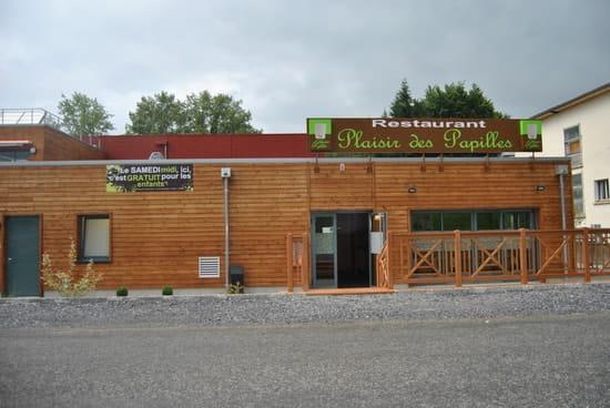 Plaisir des Papilles  - Facade du restaurant -
