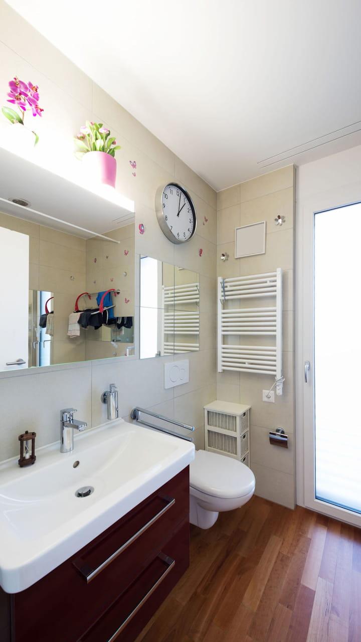 Les erreurs à éviter dans une salle de bains