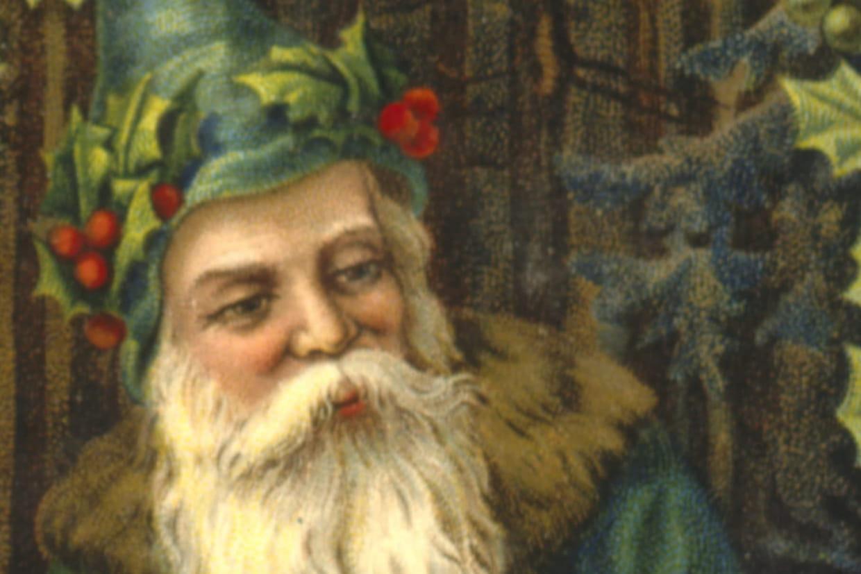 Père Noël : d'abord vert, puis rouge pour Coca Cola Retour sur