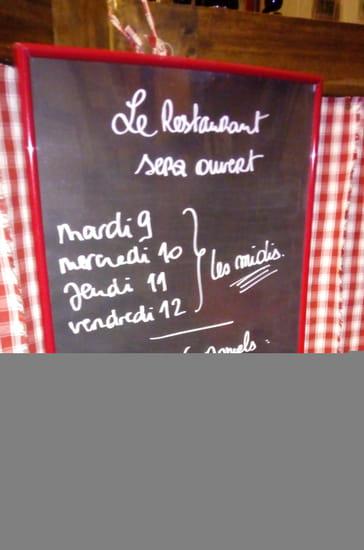 Le Bouche à Oreille  - informations OUVERTURE début janvier 2018 -   © propriétaire