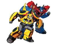 Transformers : Robots in Disguise : Mission secrète : Un travail amusant
