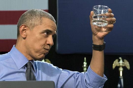 """Obama: en vacances à Villeneuve-lès-Avignon, pour """"boire un pastaga""""?"""