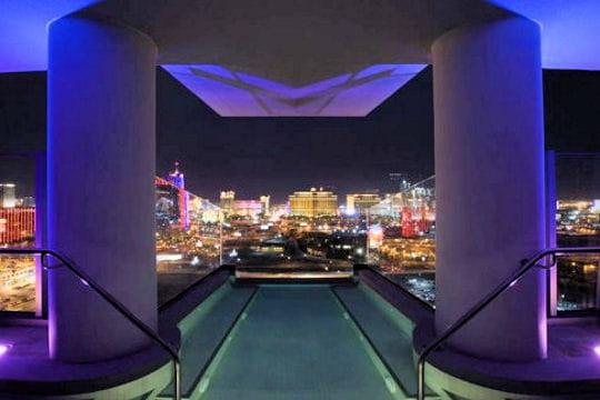 L'hôtel Palms de Las Vegas