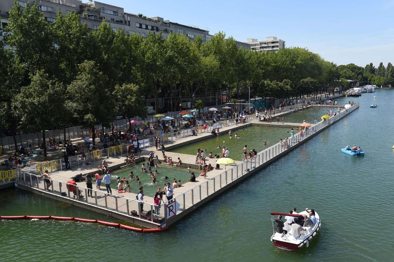 Paris plages 2017 les dates horaires et activit s de la villette - Date des soldes ete 2017 paris ...