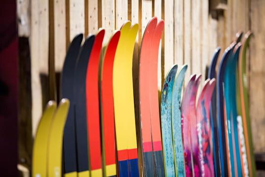 Location de ski à pas cher: les astuces
