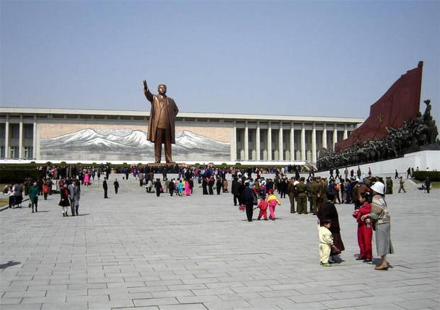Visite secrète de la Corée du Nord