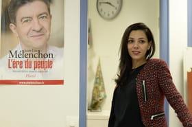 """Sophia Chikirou: sa relation avec Mélenchon, un """"problème politique""""?"""