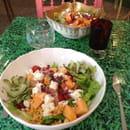 Chez Paulette  - big salade Chez Paulette Bayeux -   © ChezPauletteBayeux