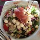 Plat : L'authentik  - Salade fraicheur -