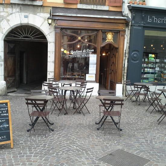 Restaurant : Piadina di Casa  - Nouvelle emplacement du restaurant la piadina di casa -   © 1
