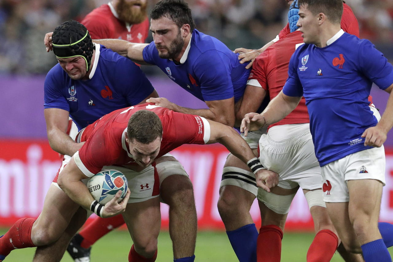 Rugby. Galles - France : suivez le match en direct !