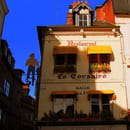 Le Corsaire  - Facade du restaurant -