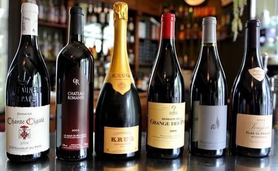 Meo  - sélection de vins -   © Jean-Pierre LUPI
